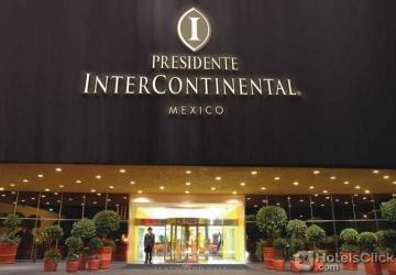 EL HOTEL PRESIDENTE INTERCONTINENTAL  CELEBRA 40 AÑOS EN CDMX
