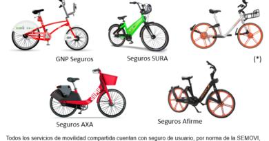 Bicis compartidas, la opción de movilidad más segura en la Ciudad de México