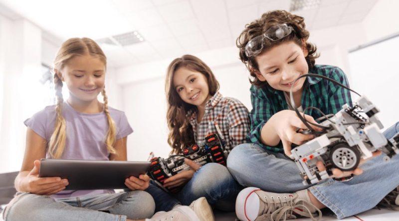 Actividades para formar a los niños que el futuro requiere