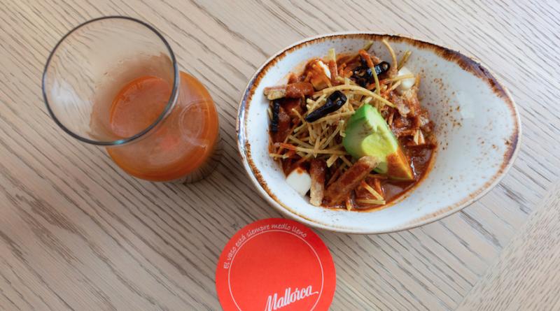 Este mes patrio Mallorca comparte exquisitas propuestas gastronómicas con sabores mexicanos