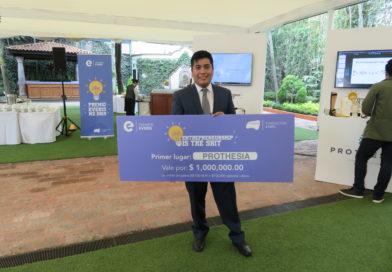 Prothesia gana la tercera edición del Premio everis México