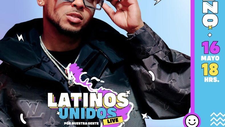 Ozuna abrira el Livestreaming de #Latinosunidos